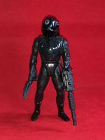 Star Wars Power of the Force: Death Star Gunner - Complete Loose Action Figure